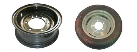 Rim Supplier from India